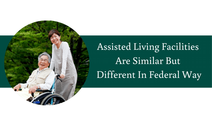 Assisted Living Facilities Are Similar But Different In Federal Way