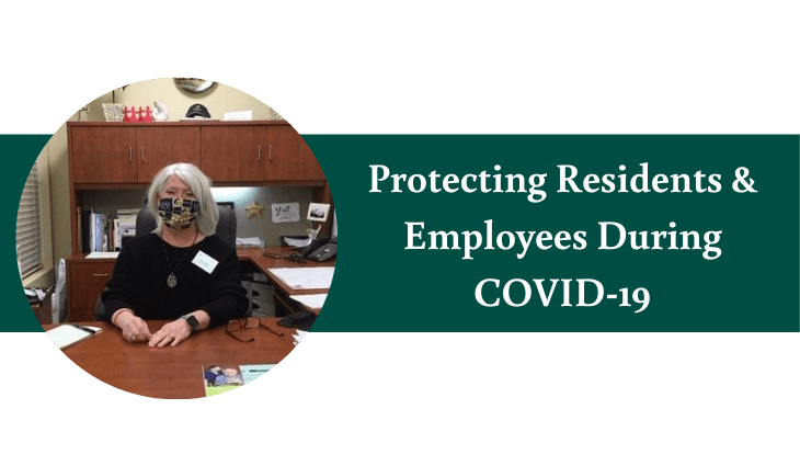 Protecting Retirement Community Resident During COVID-19