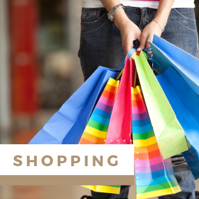 Village Green Events & Activities - Shopping