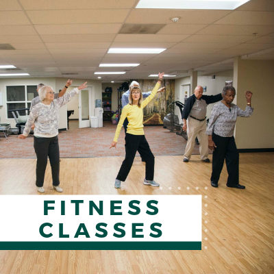 Village Green Events & Activities - Fitness Classes