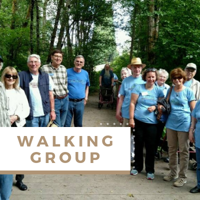 Village Green Events & Activities - Walking Groups