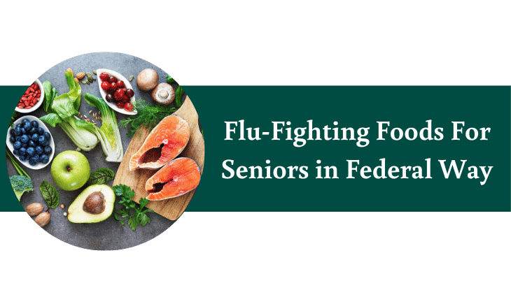 Flu-Fighting Foods for Seniors